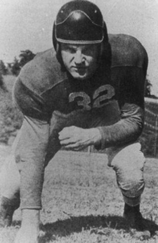 JOE TERESHINSKI:     (1923 - 2013) -     FOOTBALL PLAYER