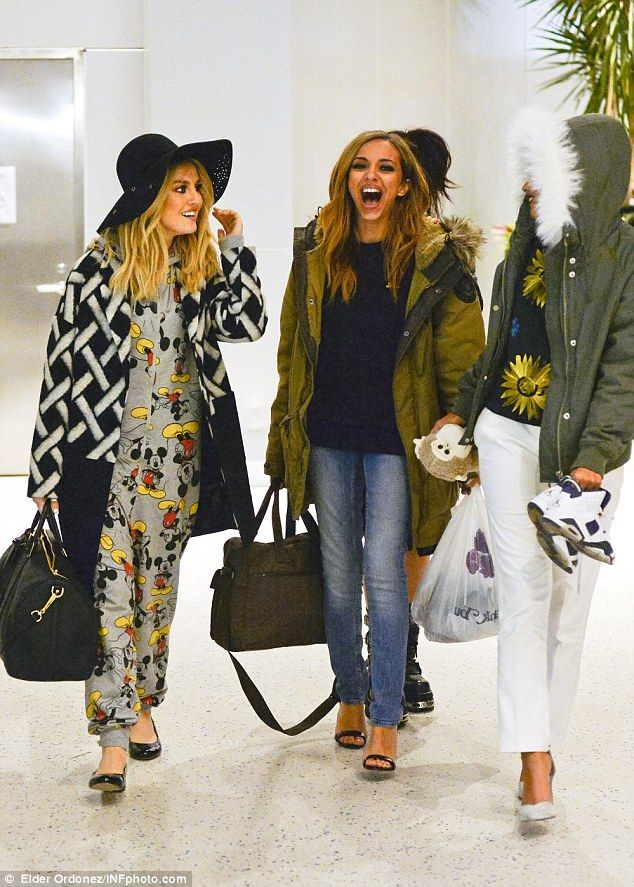 Perrie Edwards, Leigh-Anne Pinnock and Jade Thirlwall // Little Mix