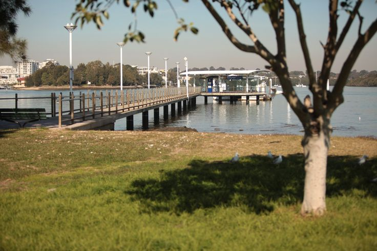 Kissing Point Park, Putney, NSW #Putney #Park #Playground #Biketrack #Cycling #Bikes #Kids #Children #Outdoors #RydeLocal #CityofRyde