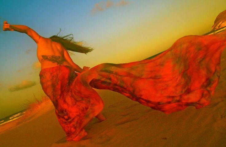 Blue Moon Sun  By Cris Azem #MyriamSoler