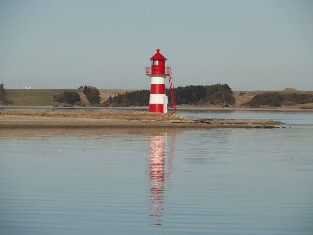 Grisetå Odde Fyr (Pig Toe Point), Denmark
