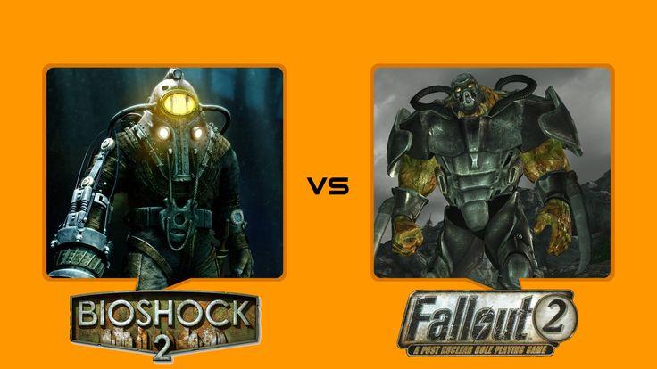 Subject Delta (Bioshock 2) Vs Frank Horrigan (Fallout 2)