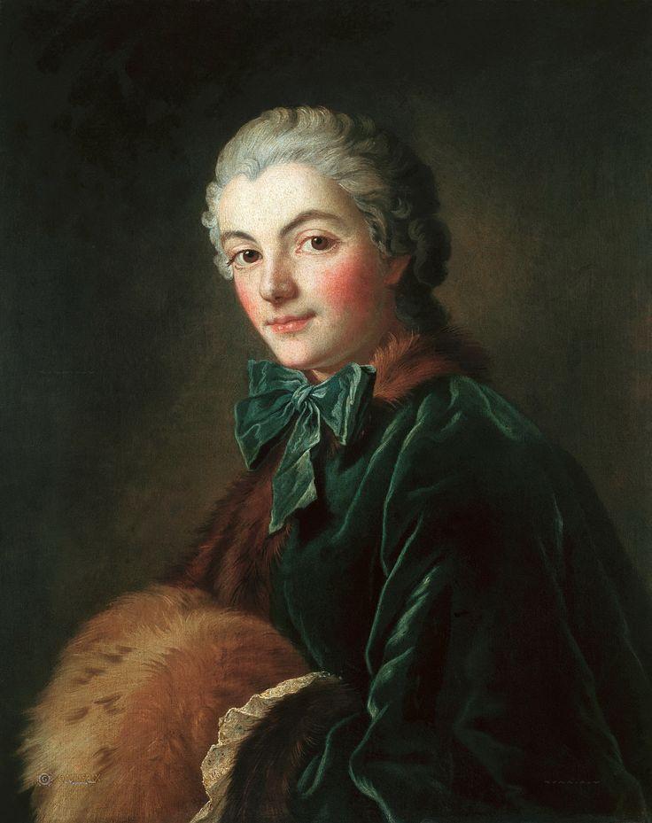 La modiste, 1746 François Boucher