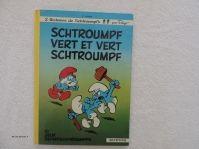 Les Schtroumpfs  2 histoires : Schtroumpf vert et vert Schtroumpf  Jeux olympschtroumpfs