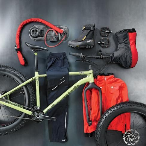 2014 Fat Biking Essentials | Bike Accessories | OutsideOnline.com