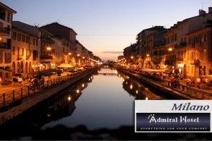 Soggiorno a Milano per due persone in Hotel 4 stelle con aperitivo e ...
