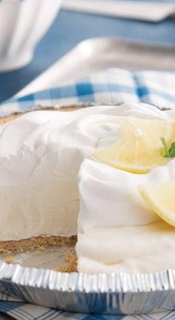 Easy Lemon Icebox Pie Recipe - Taste of the South Magazine