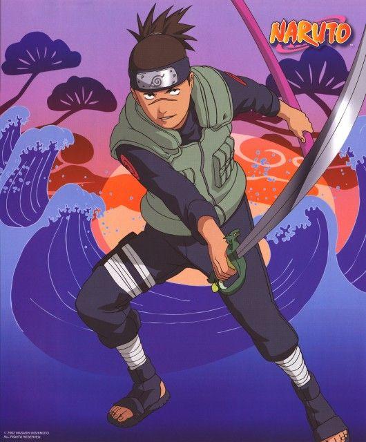 30 DAY NARUTO CHALLENGE Day Five: Favourite Sensei • Iruka