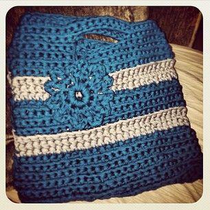 #handbag #crochet #crochetxxl #trapillo #handmade