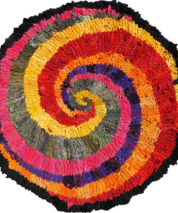 17 Best Images About Rag Rugs, Hand Made In America On