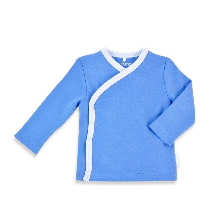 Endanzoo Organic Kimono - Blue