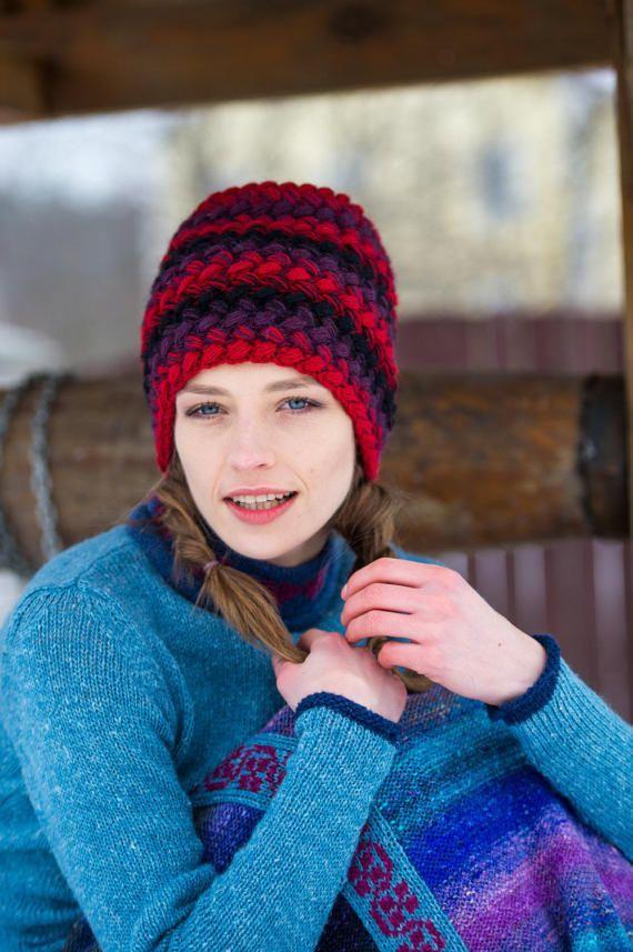 Купить вязаное платье шерстяное платье с длинным рукавом зимнее платье - вязаное платье