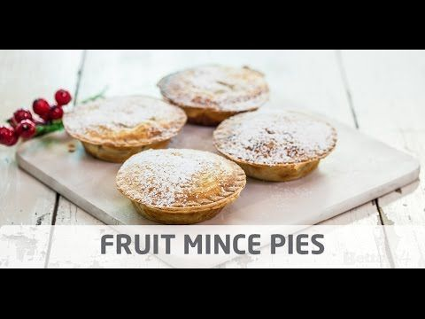 Be a Betta Cook - Fruit Mince Pies - YouTube