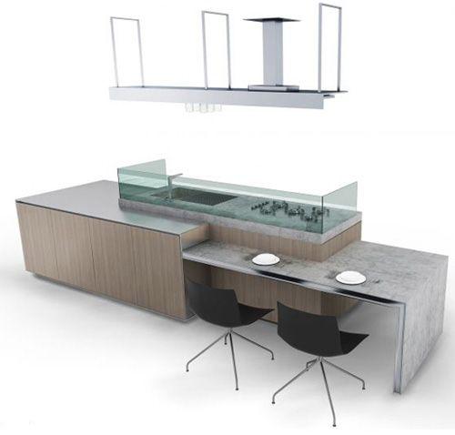 Sustainable Kitchen Design By Ernestomeda   Icon