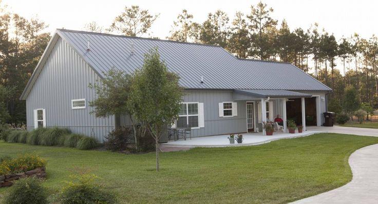 17 best images about barn homes on pinterest barn homes for Custom pole barn homes