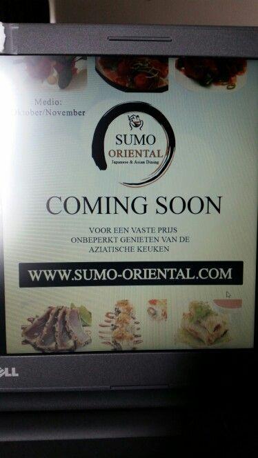 Sumo oriental coming soon
