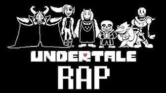 Sans vs Chara. Batallas de Rap (Undertale) | Kinox ft Daria - YouTube