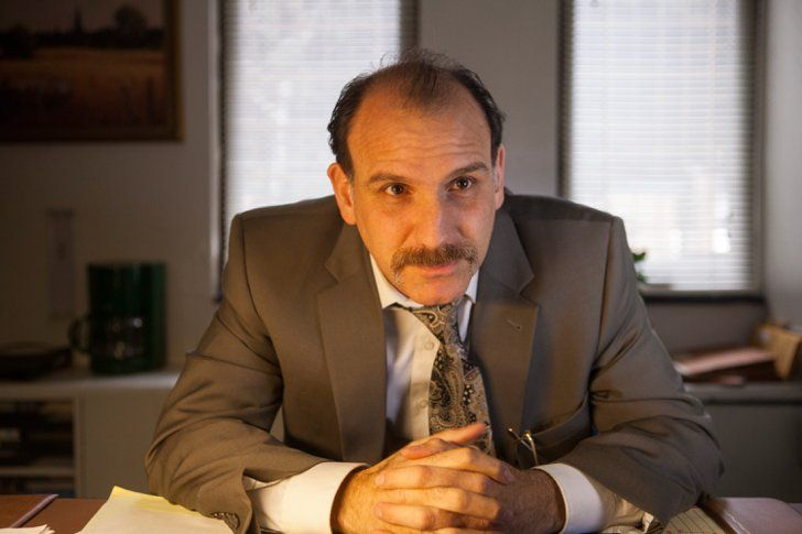 Pin for Later: The Cast of Orange Is the New Black Looks Way Different in Other Roles Nick Sandow as Joe Caputo