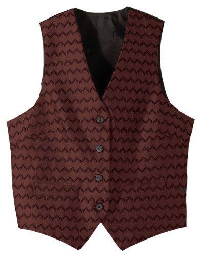 Ed Garments Women's V-neck Brocade Pattern Vest, BURGUNDY, X-Small Ed Garments http://www.amazon.com/dp/B007X499HG/ref=cm_sw_r_pi_dp_ikm6ub1YSY1SQ