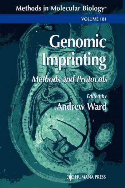 Genomic Imprinting: Methods and Protocols