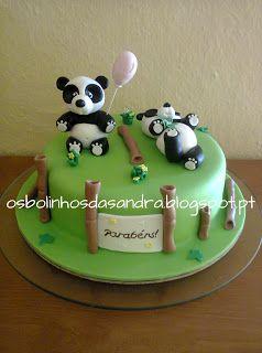Os Bolinhos da Sandra: Panda