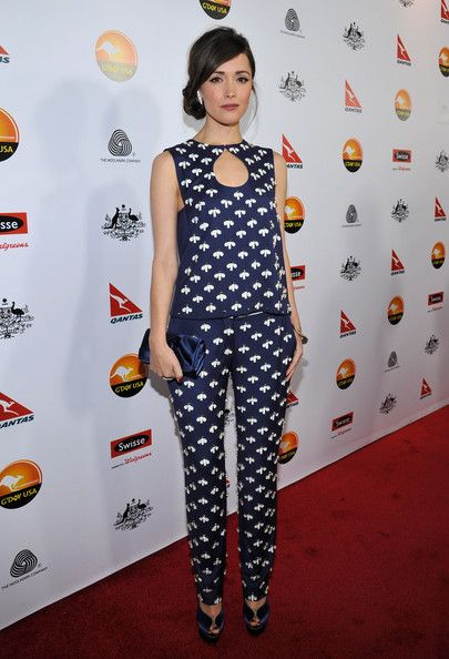 Rose Byrne Photos: 2013 G'Day USA Los Angeles Black Tie Gala - Red Carpet