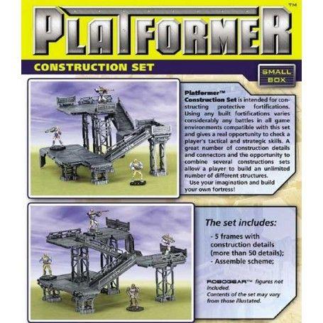 Buy HEXAGON plaformer (petit) - PEGASUS - War games - free shipping from 59£