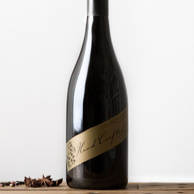Hand Crafted by Geoff Hardy Graciano 2010 #handcrafted #geoffhardy #graciano #wine #photography #vinomofo