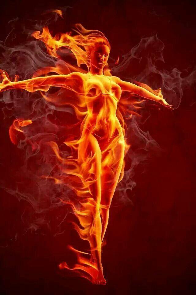 On fire like the Phoenix