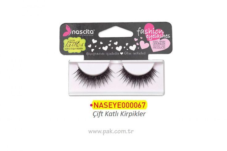 Nascita Naseye000067 Çift Katlı Kirpikler