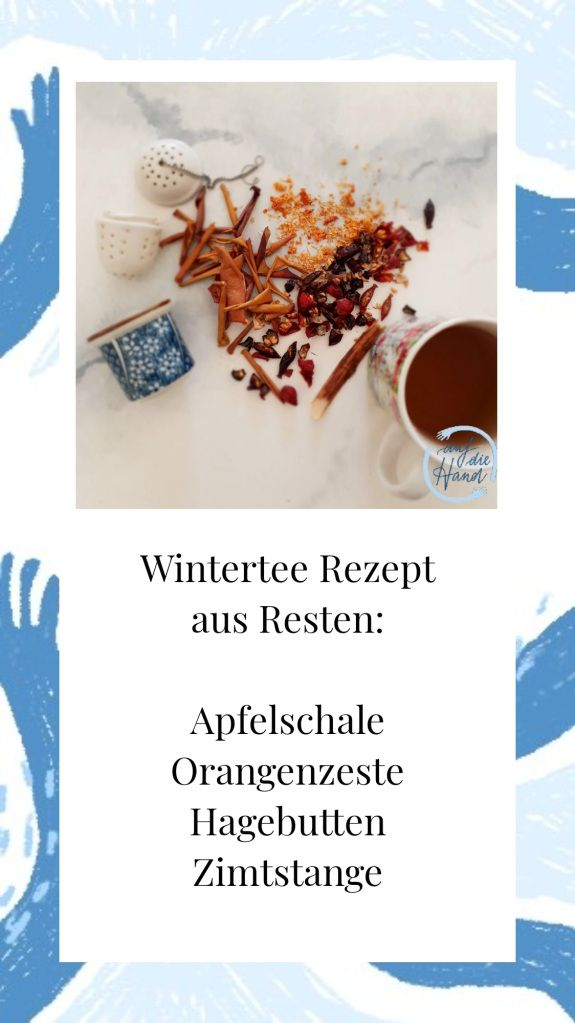 Wintertee Rezept Wintertee Rezepte Tee Rezepte