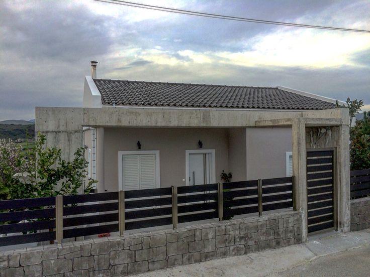 Mparolas Aluminium Systems Home Project! http://alouminia-koufomata.gr #mparolas #aluminium #systems #door #wimdow #safetydoor #fences #deck #avlonari #evia #greece