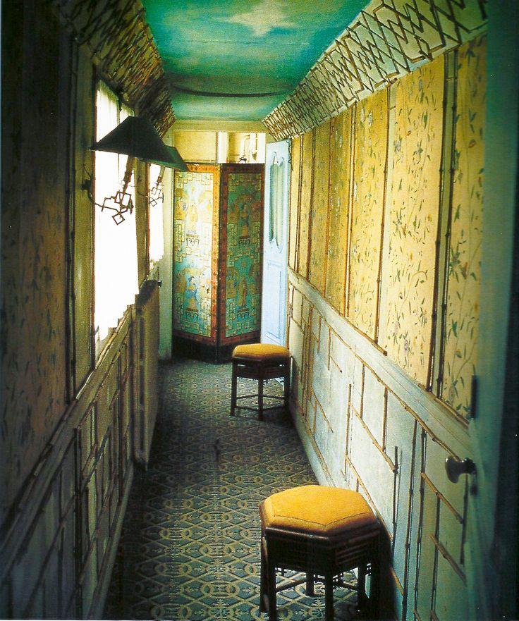 Madeleine Castaing - Apartment on 21, rue Bonaparte, Paris