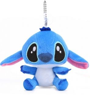 Mini-Pelúcia Stitch - Lilo & Stitch (Disney)