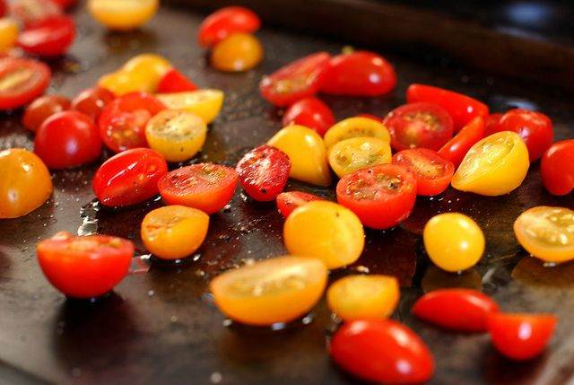 images about tomatoes on Pinterest | Roasted tomatoes, Cherry tomatoes ...
