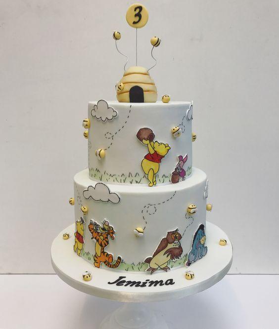 Best  Piglet Cake Ideas On Pinterest Pig Cakes Birthday - Owl percy pig birthday cake