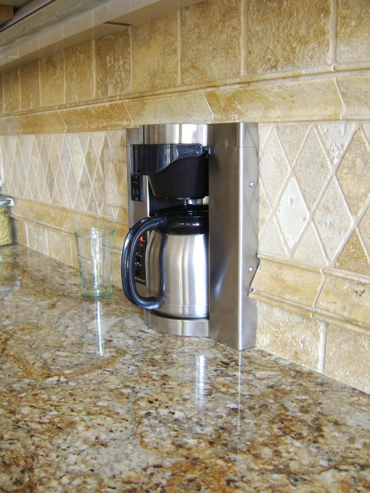 18 Best Space Saver Coffee Maker Under Cabinet Coffee