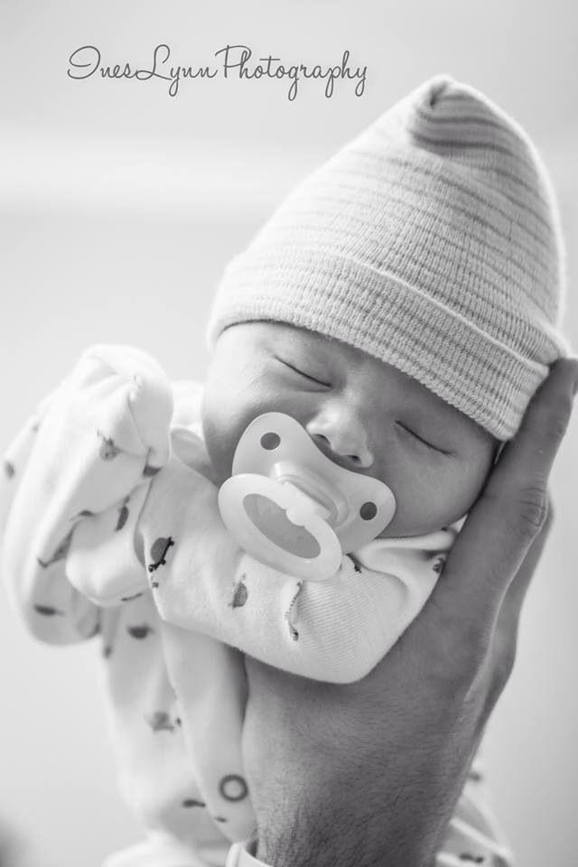 Newborn Baby Hospital Photo Ideas