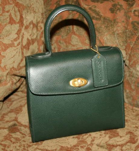 Coach-Gracie-bag-purse-clutch-Madison-pebbled-leather-Italy-BEAUTY