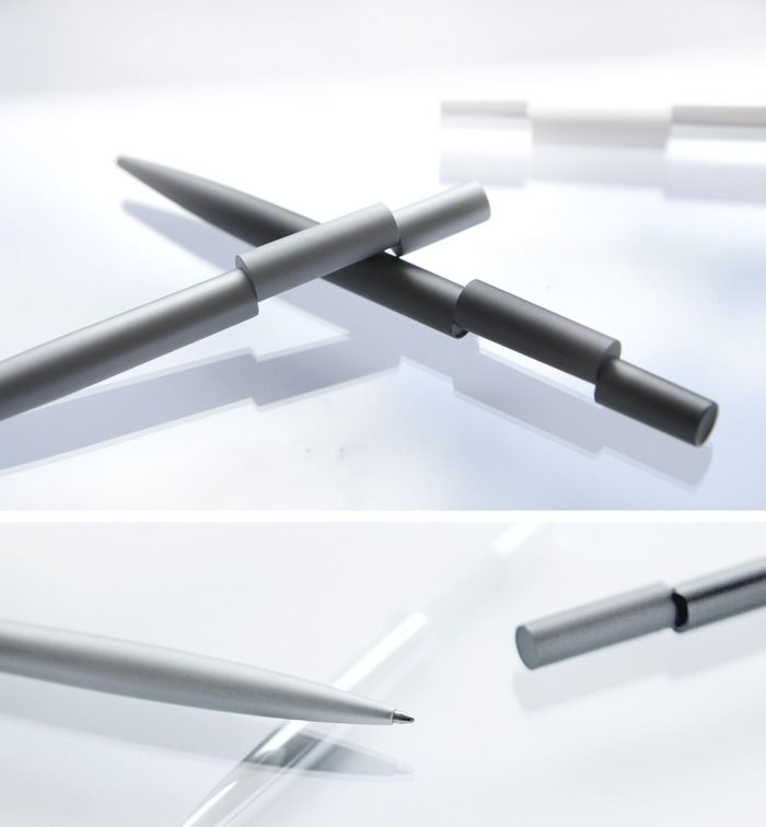 Align - A Minimal Pen with a Twist by Beyond Object — Kickstarter. The world's first dislocated twist pen ever made ! An exquisite pen with a sculptural shape. Innovation and quality made affordable.