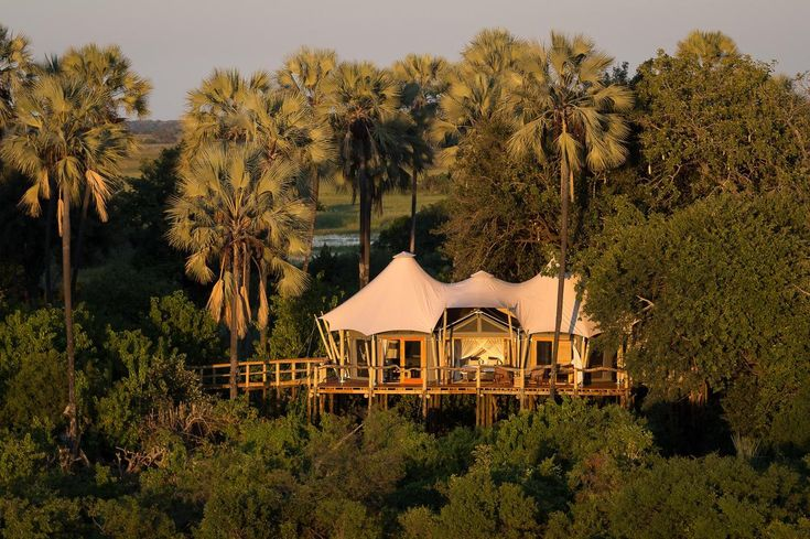 Safari accommodation in Africa offers diversity to match that of its amazing scenery, but little beats the adventure, romance and real safari feel of staying under canvas in a classic tented camp.   Close the zip at night and you are enclosed in a wonderfully comfortable cocoon, yet still part of the African wilderness.  It's simply magical and one of the reasons we are drawn back to Africa time and again.    So what's it really like? Aardvark Safaris elaborates.