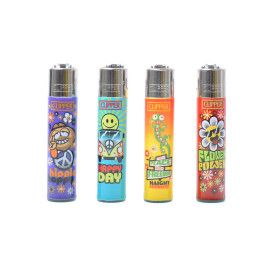 Set of Clipper Lighters - Hippie $4.49 at www.captainclipper.com