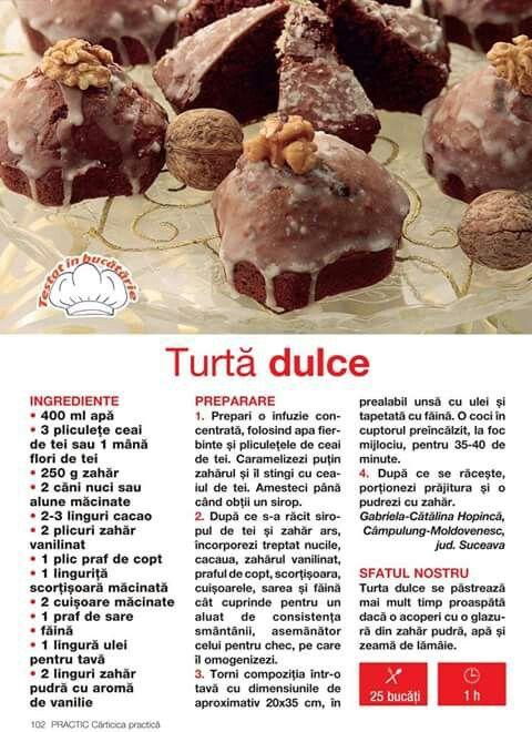 Turta dulce