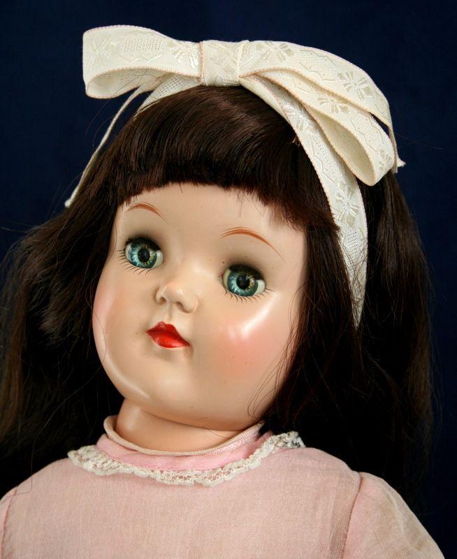 Ideal Toni P-92 Hard Plastic Brunette Doll Vintage Clothes #unitedsellers