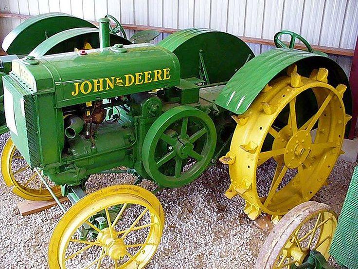 John Deere Model D Tractor John Deere Pinterest Models John Deere And Tractors