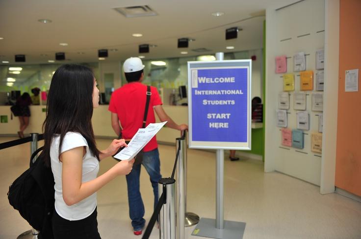 Welcome International Students! http://www.centennialcollege.ca/International