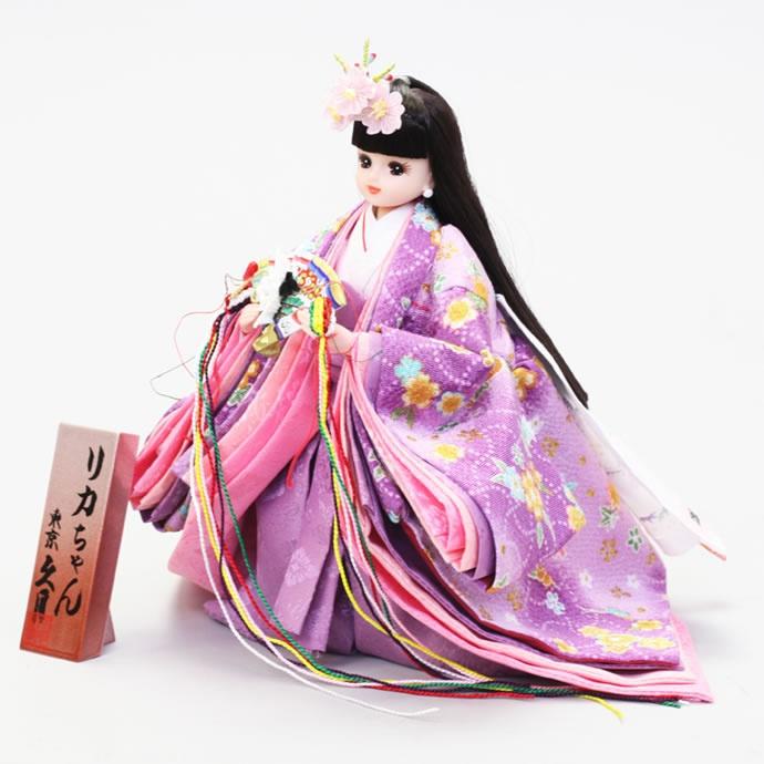 rika-chan hina doll