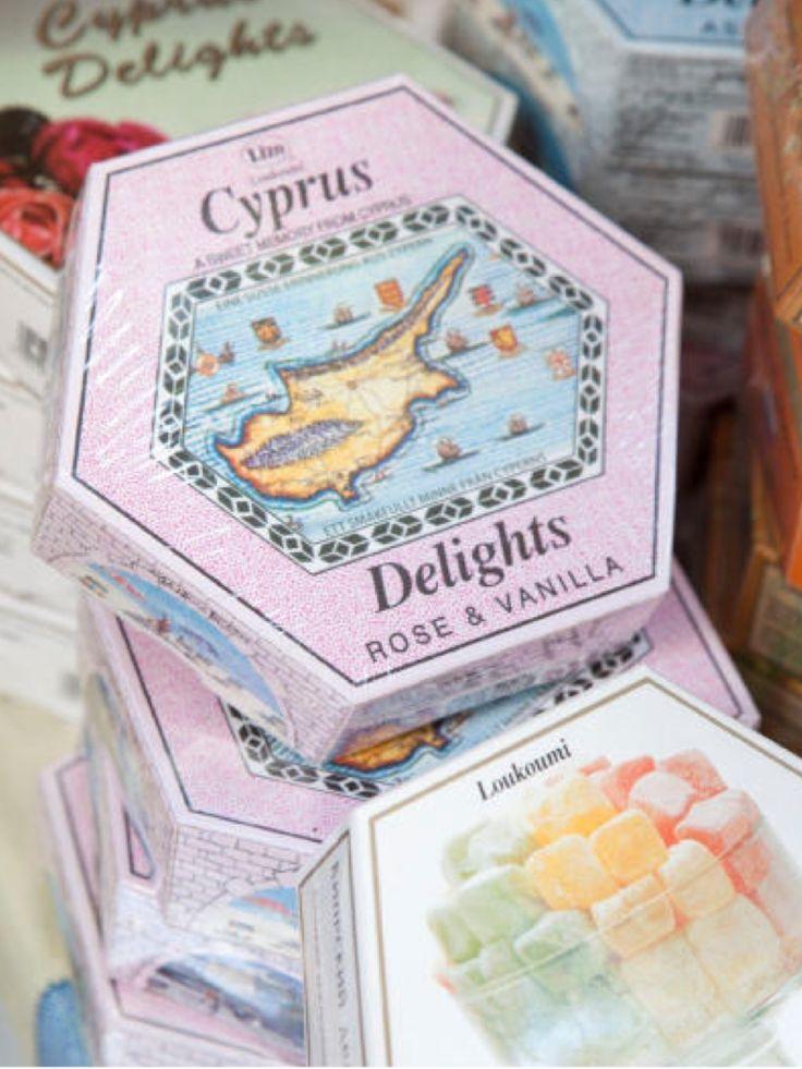 Cyprus delight