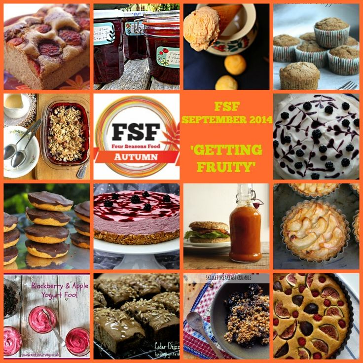 FSF September 2014 Round Up 'Getting Fruity'