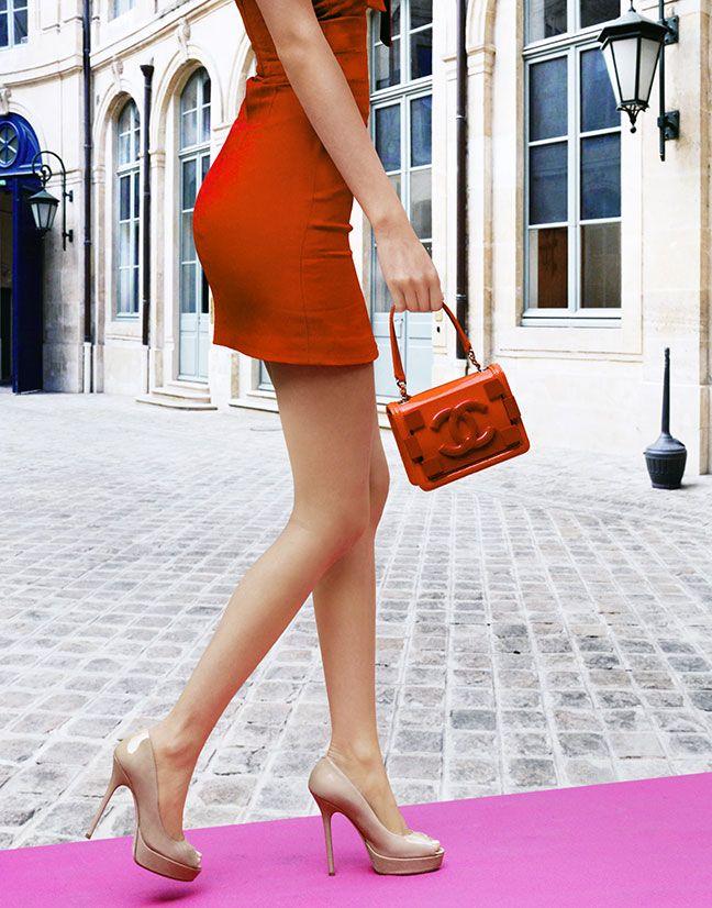 modemajeure: Haute Couture: La Donna Invisibile